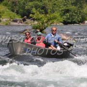 Drift Boats at Marten Rapid 5-25-2013