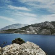 GREECE - Tilos - May 2013