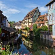 Colmar Old Town - Alsace, France