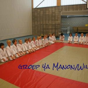 groep 4a Manon/Will 2012-2013