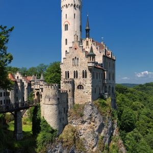 Lichtenstein Castle - Honau, Germany