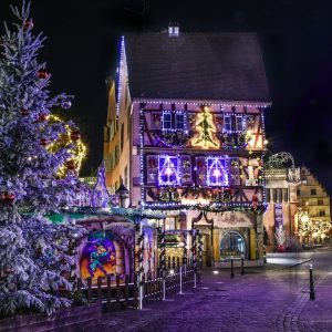 Colmar illuminations