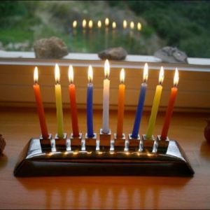 Hanukkah – our Festival of Lights
