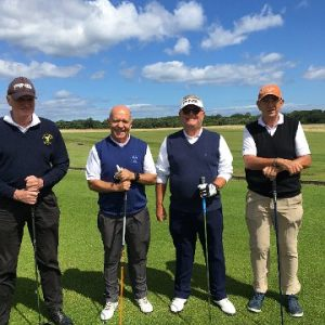 Society of Sheffield Golf Captains versus Scarborough Captains 2017