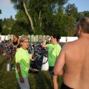 Crooked Lakes - 2013 Triathalon
