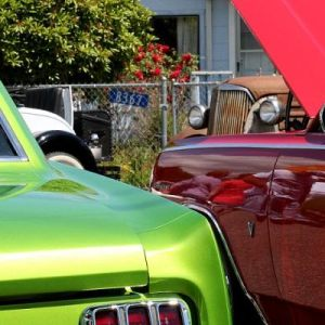 11th Annual Lyman Car Show