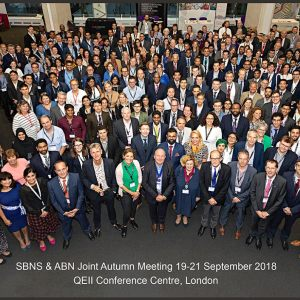 SBNS and ABN Joint Autumn Meeting 2018