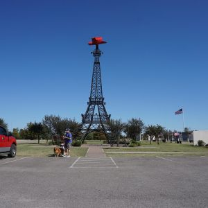 Eiffel Tower Paris Texas