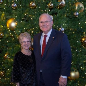 2018 Presidents Holiday Reception