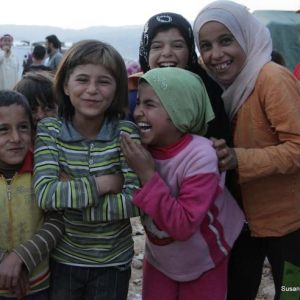 Children of Syrian refugees (1)