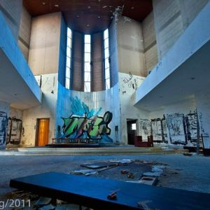 SCHOOL of ART - URBEX