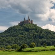 Hohenzollern Castle - Hechingen, Germany
