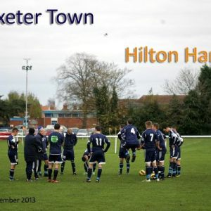 Uttoxeter Town v. Hilton Harriers