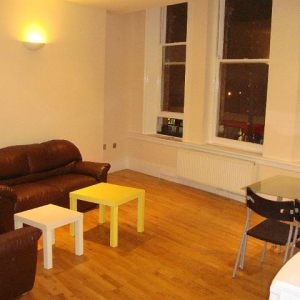 1 Bed Flat in Mare Street Hackney E8 1HY