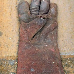 Beauty of Lonely Gloves