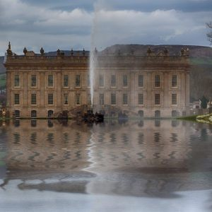Derbyshire and Chatsworth House