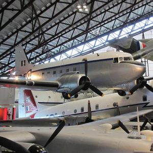 Cosford Air Museum, UK