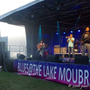 BLUES @ THE LAKE MOUBRA