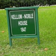 Sam Houston Park-kellum Noble House