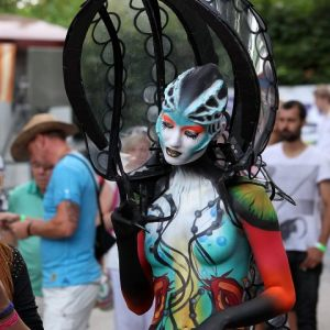 World BodyPainting Festival 2013