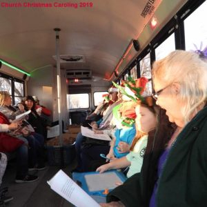 Crossroads Church Christmas Caroling 2019