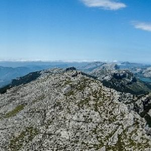 A walk across the Tramantuna Mountains in Mallorca