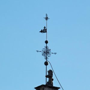 Wind vanes in Tallinn