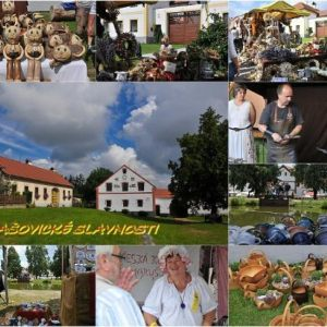 Craft markets in Holašovice